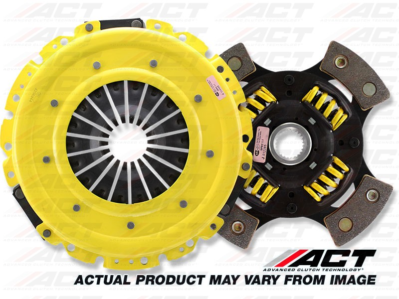 ACT SB10-HDG4 Heavy Duty Race Sprung 4 Pad Disc for Subaru