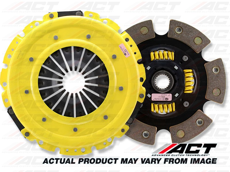 ACT SB10-HDG6 Heavy Duty Race Sprung 6 Pad Disc for Subaru