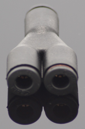 Synapse Engineering Low Temp Y Connector - 3 Piece Pack