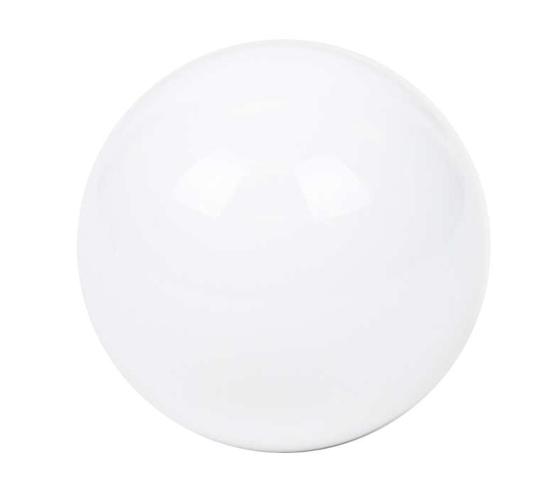 NRG SK-300WH-W Ball Type Shift Knob - White - 1 lb.