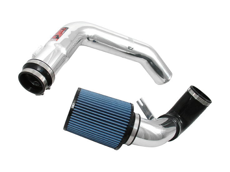 Injen 08-09 Accord Coupe 3.5L V6 Polished Cold Air Intake