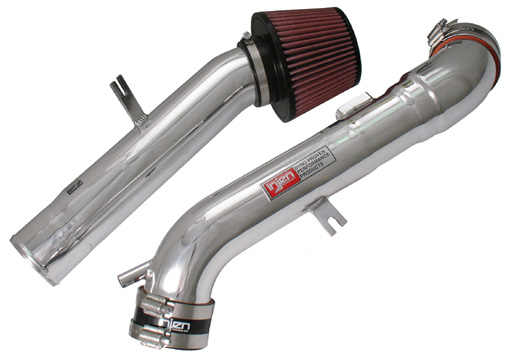 Injen 2006 M35 3.5 V6 Polished Cold Air Intake