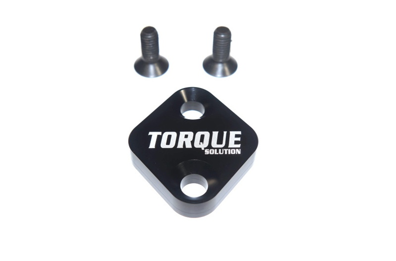 Torque Solution TS-EGR-001 Billet EGR Delete Kit