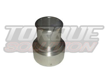 Torque Solution HKS SSQV BOV Outlet 1 In. Recirculation Adapter