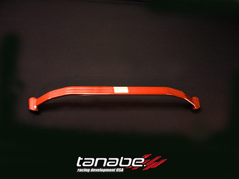 Tanabe Under Brace Chasis for 88-91 Honda Civic EF - Front