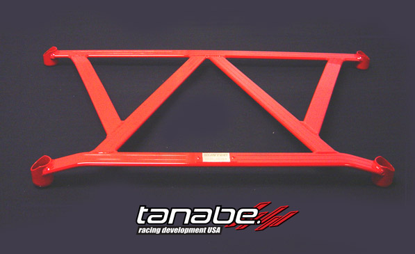 Tanabe Under Brace Chasis for 01-05 Honda Civic Coup/Sedan-Front