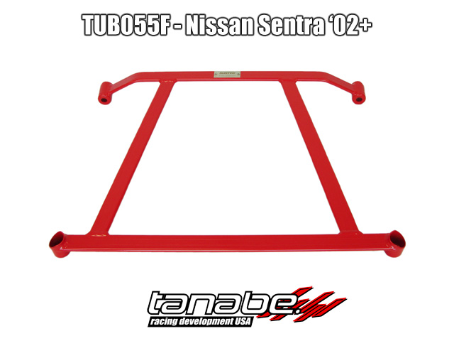 Tanabe Under Brace Chasis for 02-05 Nissan Sentra SE-R - Front