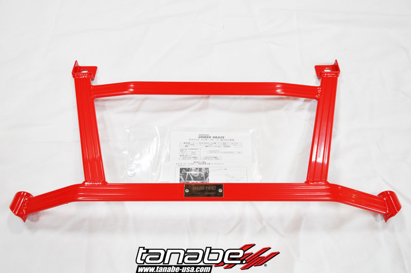 Tanabe Under Brace Chasis for 03-05 Mitsu Lancer EVO8 CT9A-Front