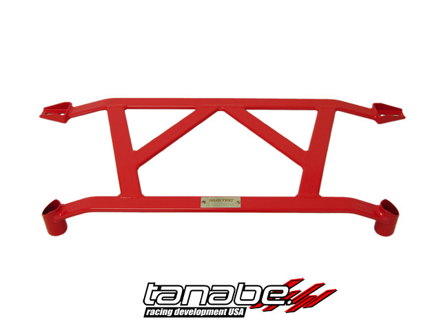 Tanabe Under Brace Chasis for 06-08 Honda Civic Coupe - Front