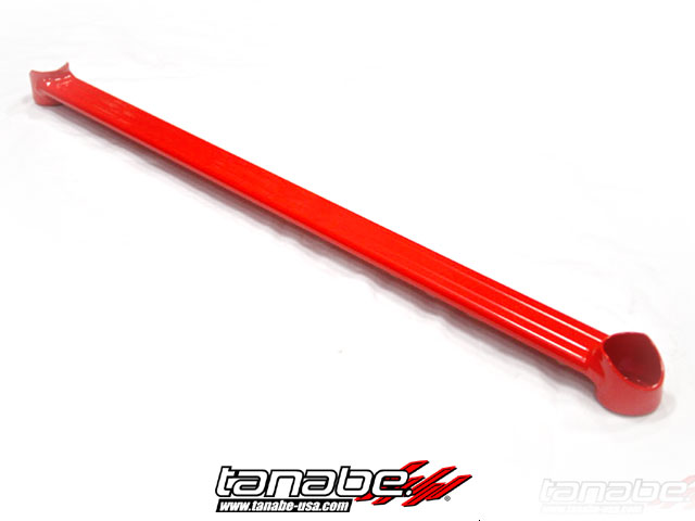 Tanabe Under Brace Chasis for 10-10 Mazda Mazdaspeed 3 - Front