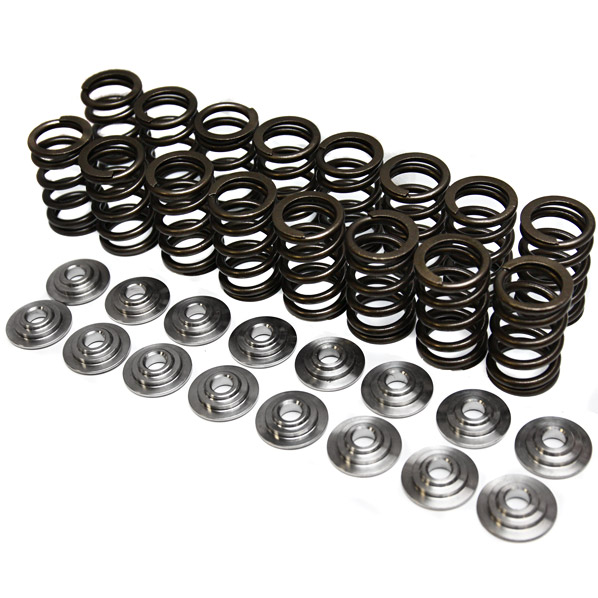 BC Dual Spring/Steel Retainer Kit For Honda/Acura K20A