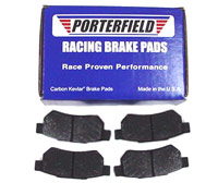 Porterfield Brake Pads 95-99 DSM Rear