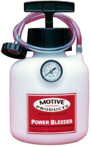 Motive Products 0100 Power Bleeder Mini / European / MazdaSpeed3