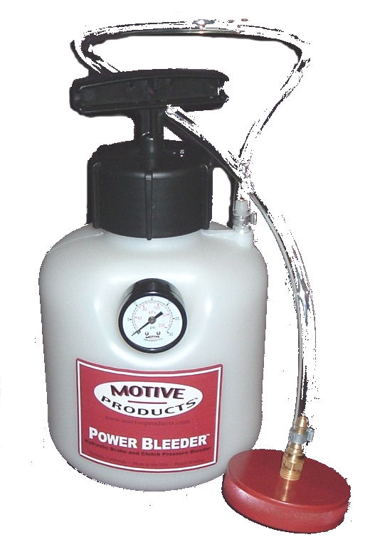 Motive Products 0111 Power Bleeder 90-05 Miata