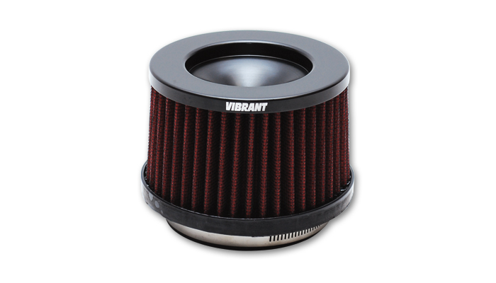 "Vibrant ""The Classic"" Performance Air Filter"