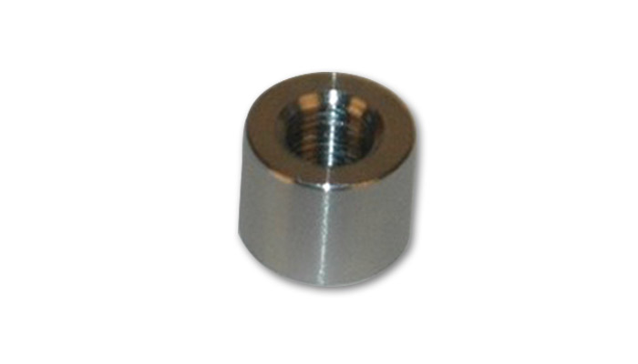 "Vibrant 1/8"" NPT Male Plug for EGT weld bung - Zinc Plated Mild"