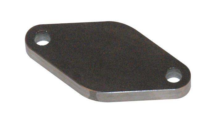 Vibrant Mild Steel Wastegate Block Off Flange
