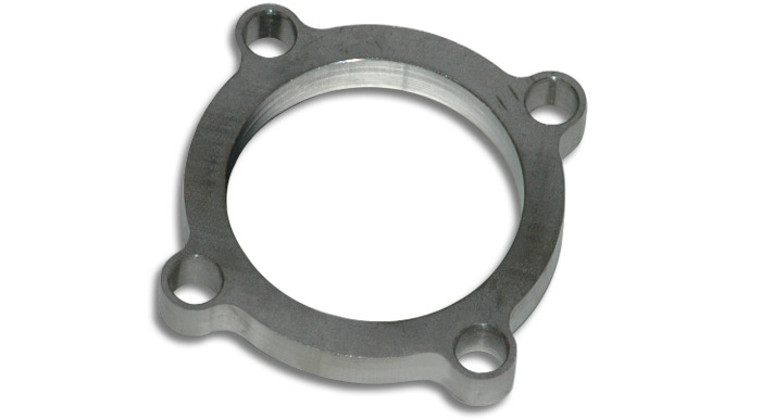 "Vibrant GT series / T3 Discharge Flange (4 Bolt) with 2.5"" Inlet"