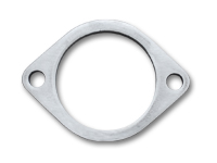 "Vibrant 2-Bolt T304 Stainless Steel Exhaust Flanges (2.75"" I.D.)"