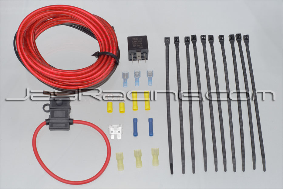Fuel Pump Wiring Kit