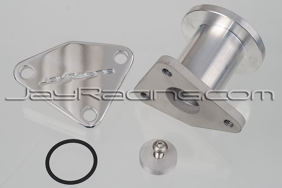 Jay Racing Front Water Outlet Kit - Stock Housing