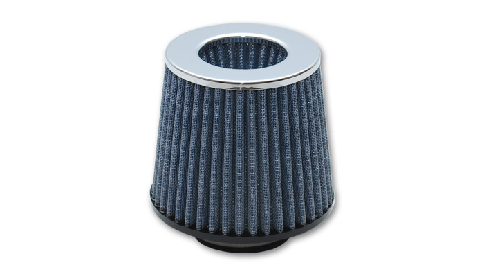 "Vibrant ""Open Funnel"" Performance Air Filter (3"" inlet I.D.)"