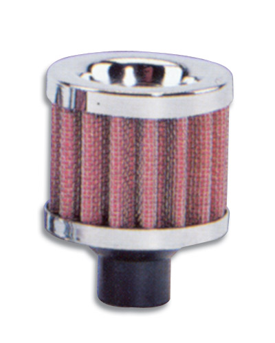 "Vibrant Crankcase Breather Filter (3/8"" inlet I.D.)"