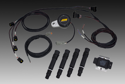 AEM Coil-On-Plug (COP) Conversion Kit - B-Series Honda Engines