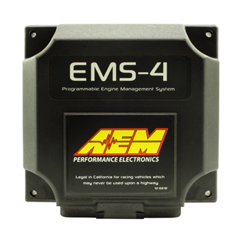 AEM EMS 4 Universal Programmable Engine Management System