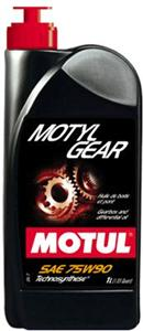 Motul Gear 75W90 - Technosynthese(R) (12) 1L Bottles