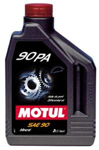 Motul 90PA - limited slip differential 2L Bottle (12 per case)