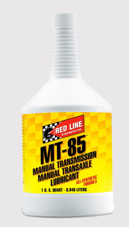 Red Line MT-85 75W85 GL-4 Gear Oil (Quart)