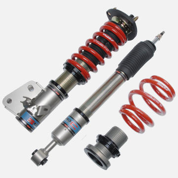 """PRO C"" Coilovers: 2006-08 CIVIC SI"