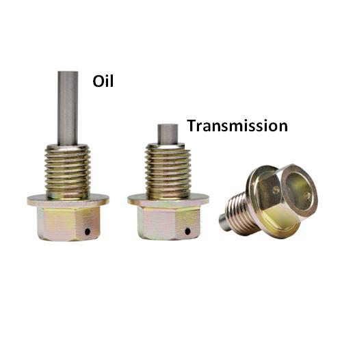 DRAIN PLUG SET: OIL & TRANSMISSION PLUGS