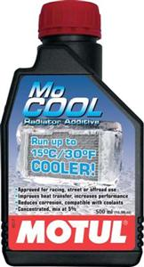 Motul MoCool Radiator Additive (12) 1/2L Bottles
