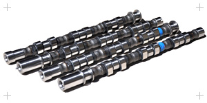 BC Camshafts Stage 2 For 264 Spec Mitsubishi 6G72/VR-4