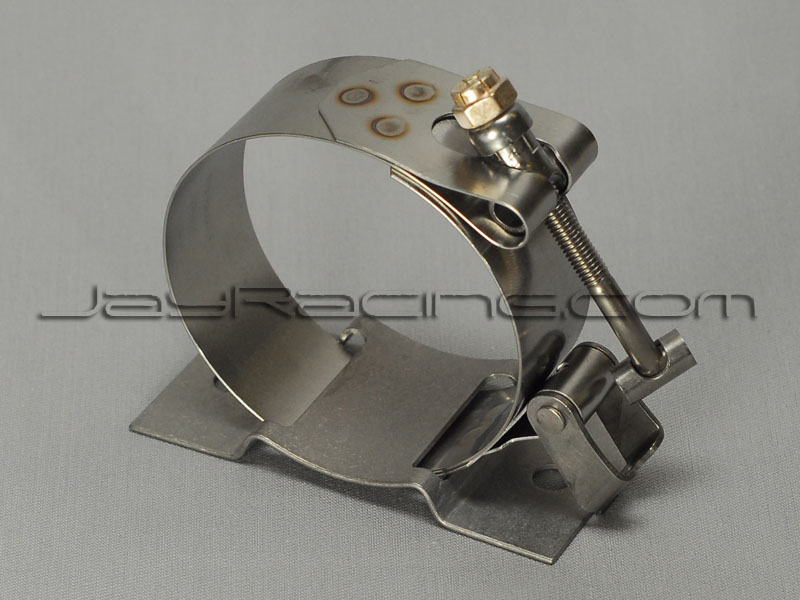 Bosch Motorsports Fuel Pump Stainless Steel Mounting Bracket