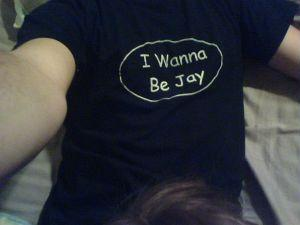 "Jay Racing ""Be Jay"" T-shirt"