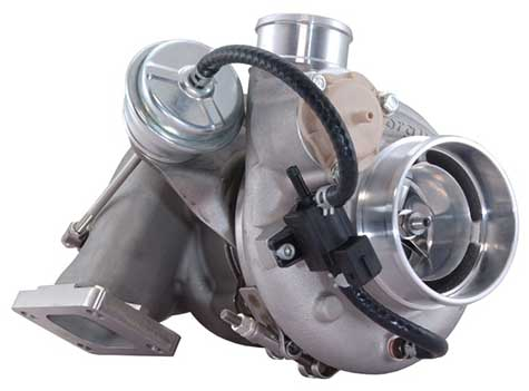 Borg Warner EFR Series 7670 Turbocharger