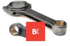 BC Connecting Rod with ARP Custom For Subaru EJ205/EJ257