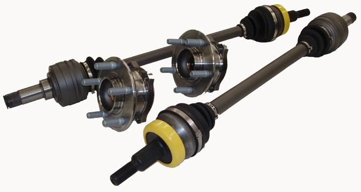 Driveshaft Shop 2005-2008 Charger SRT-8/300C SRT-8 Axle/Hub Kit