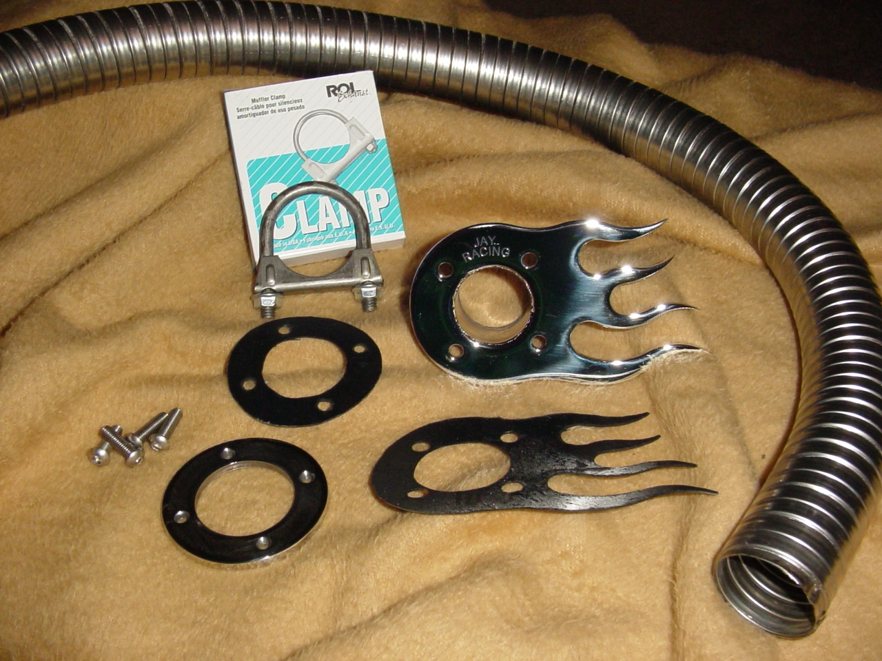 Wastegate Dump Kits