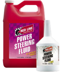 Red Line Power Steering Fluid (Quart)
