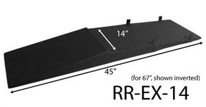 XTenders for 67 Inch Race Ramps