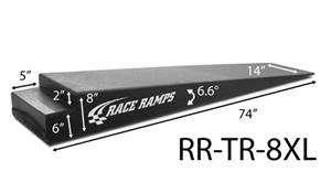 "8"" Trailer Ramps – Extra Long(74"")"