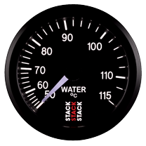 Stack ST3107 52mm Water Temp Mechanical Gauges
