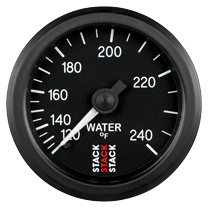 Stack ST3108 52mm Water Temp Mechanical Gauges