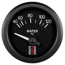 Stack ST3207 52mm Water Temp Electric Gauges