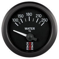 Stack ST3208 52mm Water Temp Electric Gauge