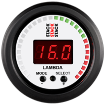 Stack ST3402 52mm Wideband Air-Fuel Ratio (Lambda) [ST3402 ...
